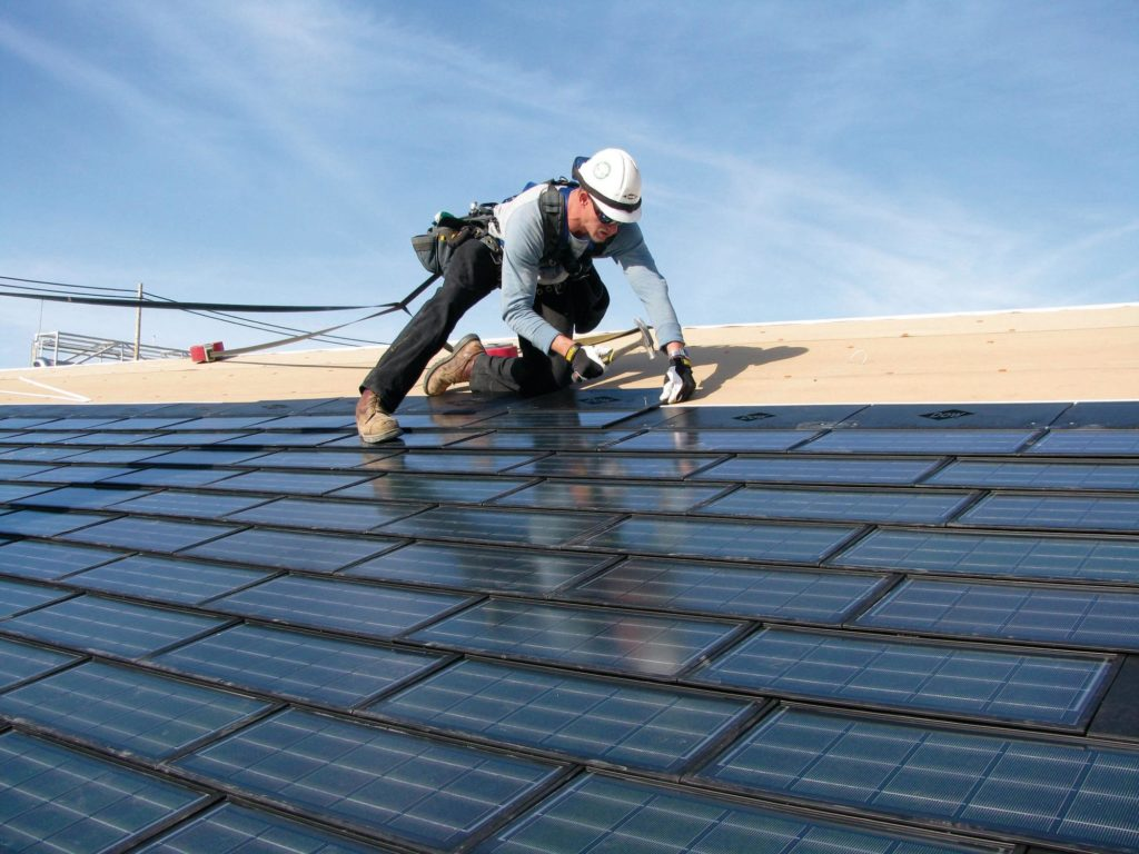 A Closer Look at Solar Roofing