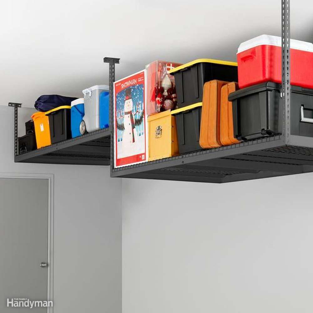 How to Free Up More Space in Your Garage- Five Practical Garage Organization Tips