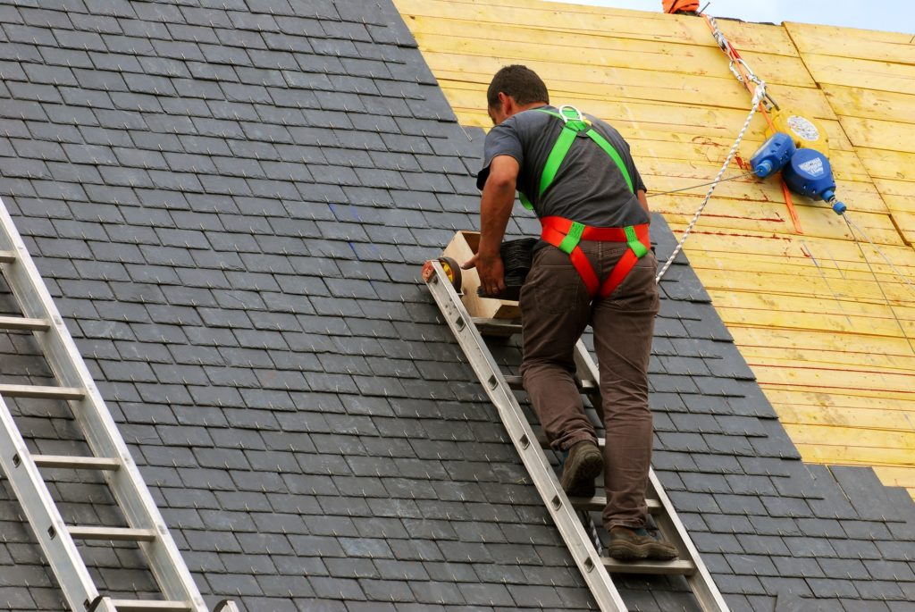 Why Professional Roof Repairs Is The Right Choice